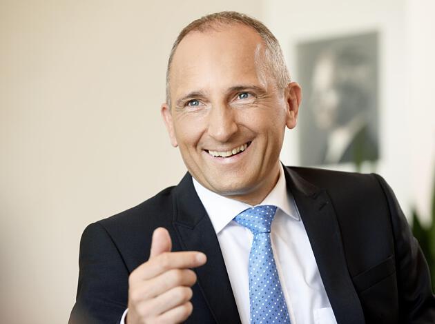 Regierungschef Adrian Hasler lanciert die elektronische Identifikation für Liechtenstein (eID.li)